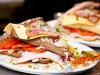 Sandwich Gerookte Kip Brasserie Spiegelaar Leeuwarden